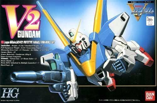 HG 1/100 LM314V21 V2ガンダム [V2 Gundam]