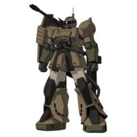 MS-06K ザクキャノン[ジオン残党軍仕様機] [Zaku Cannon Zeon remnants version]