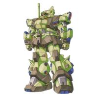 MS-06R-3S 高機動型ザクII〈ゲルググ先行試作型〉[High Mobility Type Zaku]
