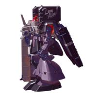 MS-09R リック・ドム〈ドム・シュトゥッツァー〉