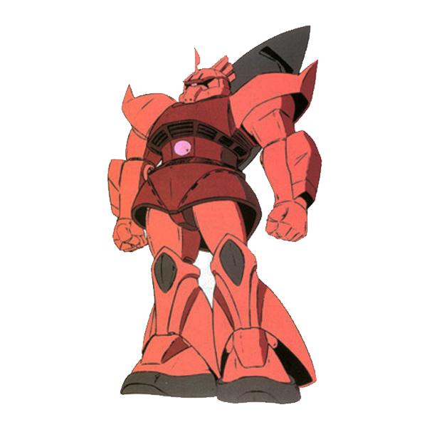 YMS-14 先行量産型ゲルググ[シャア・アズナブル専用機] [Gelgoog Commander Type Char's Custom]