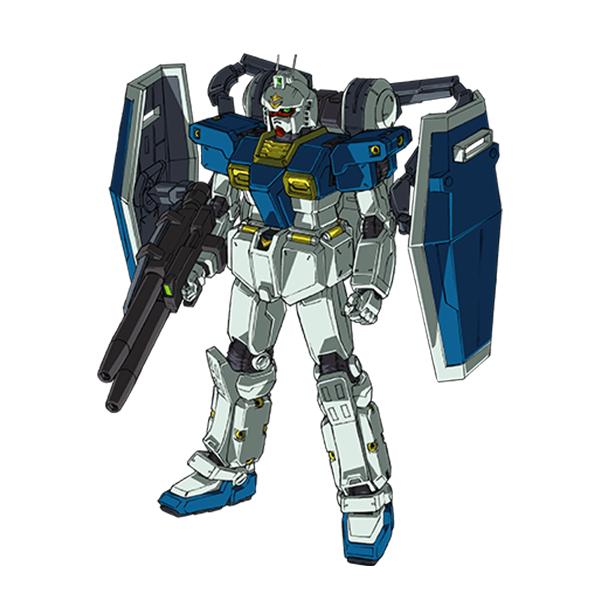 RGM-79/GH ガンダム・ヘッド 《サンダーボルト》