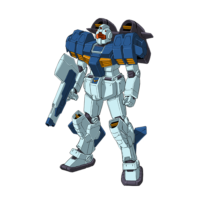RGM-79[M] 水中型ジム《サンダーボルト》