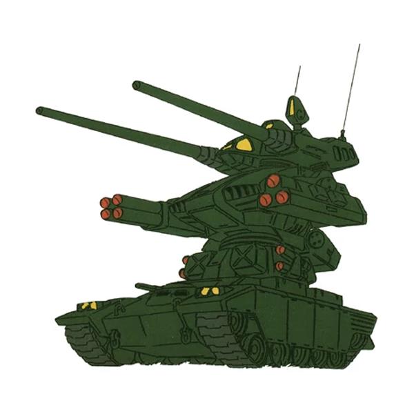 RMV-1 ガンタンクII [Guntank II]