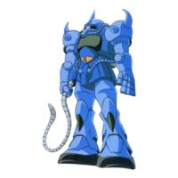 MS-07B グフ(後期生産型) [Gouf]