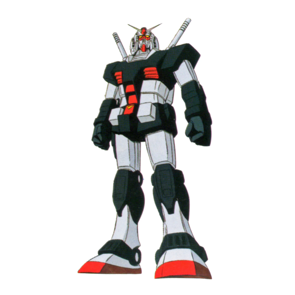 RX-78-1 プロトタイプガンダム [Prototype Gundam]