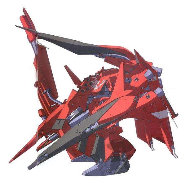 MSA-099 リック・ディアス〈シュトゥッツァー〉 メガ・バズーカ・ランチャー装備仕様