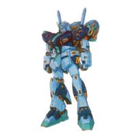 RX-94 量産型νガンダム(インコムユニット装備型) [Mass Production Type ν Gundam (w/INCOM Units)]