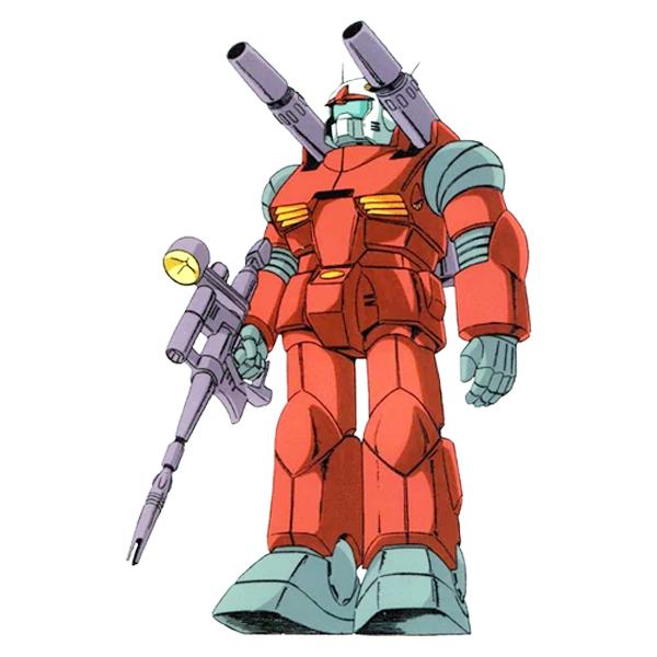 RX-77 (RX-77-2) ガンキャノン [Guncannon]