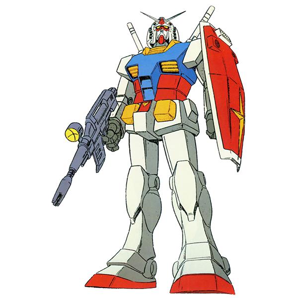 RX-78-2 ガンダム 2号機 [Gundam]