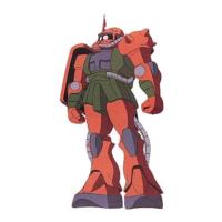 MS-06FS ザクII FS型 [ガルマ・ザビ専用機]