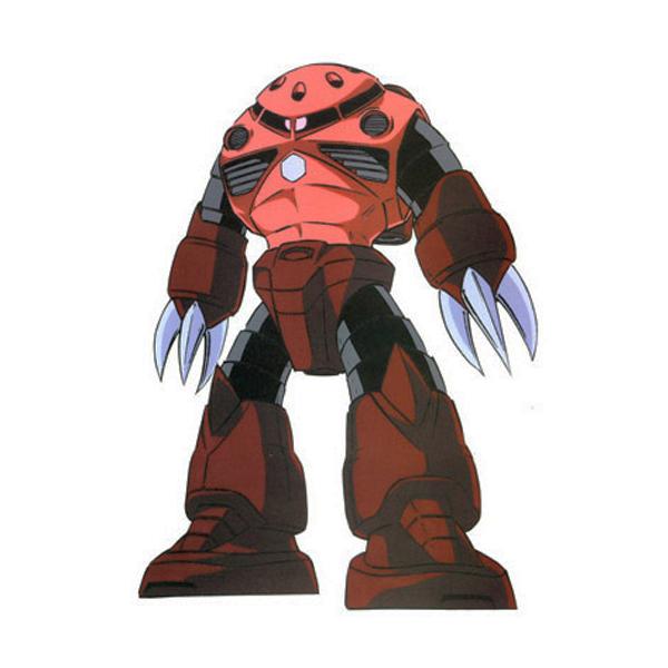MSM-07S ズゴック[シャア・アズナブル専用機] [Z'Gok Char's Custom]