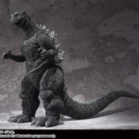 バンダイ S.H.MonsterArts ゴジラ(1954) 公式画像1