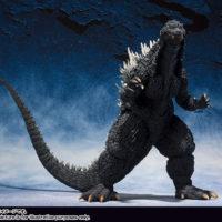 バンダイ S.H.MonsterArts ゴジラ (2002) 公式画像1