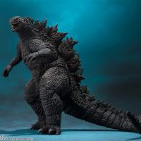 S.H.MonsterArts ゴジラ(2019) 公式画像1