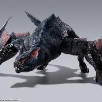S.H.MonsterArts ナルガクルガ 4573102595850 59585 公式画像1
