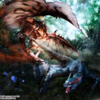 S.H.MonsterArts ナルガクルガ 4573102595850 59585