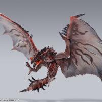 S.H.MonsterArts リオレウス 60341 4573102603418