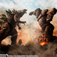 S.H.MonsterArts GODZILLA FROM GODZILLA VS. KONG(2021)