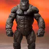 S.H.MonsterArts KONG FROM GODZILLA VS. KONG(2021) 公式画像1