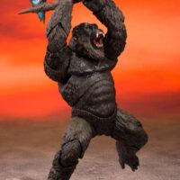 S.H.MonsterArts KONG FROM GODZILLA VS. KONG(2021)