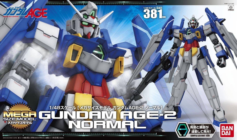 メガサイズモデル 1/48 AGE-2 ガンダムAGE-2 ノーマル
