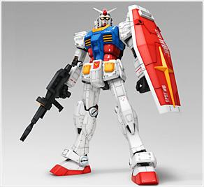 メガサイズモデル 1/48 ガンダム Ver.GFT
