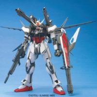 MG 1/100 GAT-X105 ストライクガンダム + I.W.S.P. [Strike Gundam + I.W.S.P.] 公式画像1