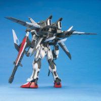 MG 1/100 GAT-X105 ストライクガンダム + I.W.S.P. [Strike Gundam + I.W.S.P.] 公式画像2