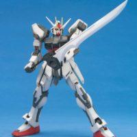 MG 1/100 GAT-X105 ストライクガンダム + I.W.S.P. [Strike Gundam + I.W.S.P.] 公式画像3