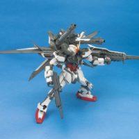MG 1/100 GAT-X105 ストライクガンダム + I.W.S.P. [Strike Gundam + I.W.S.P.] 公式画像5