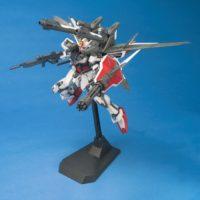 MG 1/100 GAT-X105 ストライクガンダム + I.W.S.P. [Strike Gundam + I.W.S.P.] 公式画像6