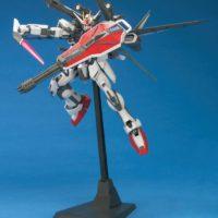 MG 1/100 GAT-X105 ストライクガンダム + I.W.S.P. [Strike Gundam + I.W.S.P.] 公式画像7