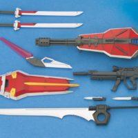 MG 1/100 GAT-X105 ストライクガンダム + I.W.S.P. [Strike Gundam + I.W.S.P.] 公式画像10