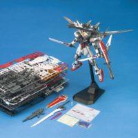 MG 1/100 GAT-X105 ストライクガンダム + I.W.S.P. [Strike Gundam + I.W.S.P.] 公式画像11