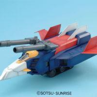 MG 1/100 Gファイター [ガンダム Ver.2.0用 V作戦モデル] [G-Fighter] 素組画像