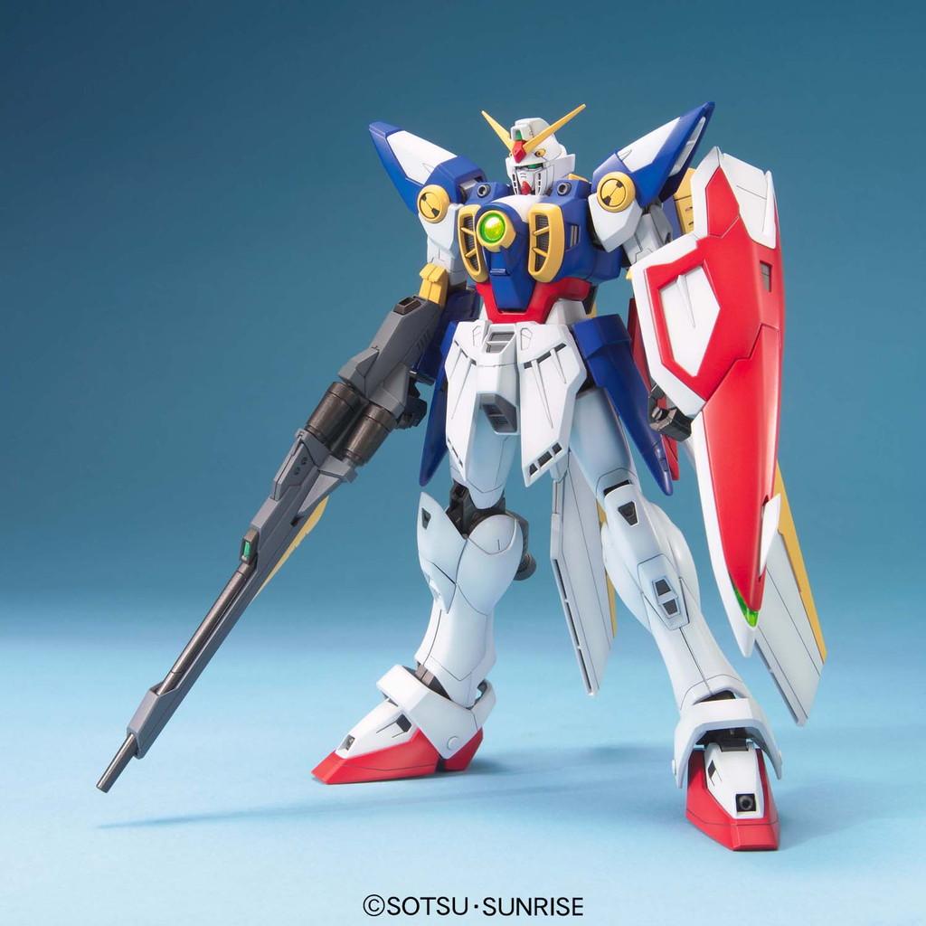 59620MG 1/100 XXXG-01W ウイングガンダム [Wing Gundam] 0162352 4543112623522