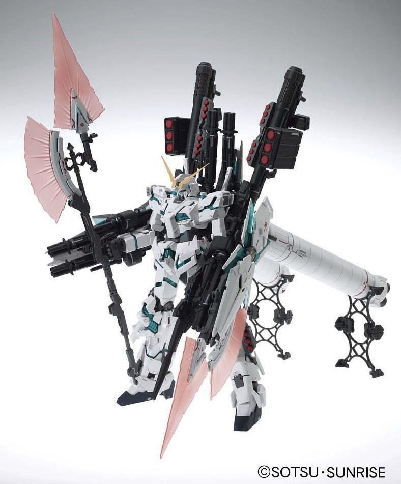 "MG 1/100 RX-0 フルアーマーユニコーンガンダム Ver.Ka [Full Armor Unicorn Gundam ""Ver.Ka""] 0172818 4543112728180"