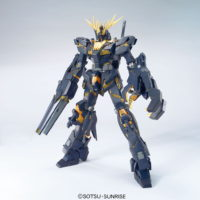 MG 1/100 RX-0 ユニコーンガンダム2号機バンシィ [Unicorn Gundam 02 Banshee] 公式画像1