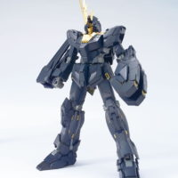 MG 1/100 RX-0 ユニコーンガンダム2号機バンシィ [Unicorn Gundam 02 Banshee] 公式画像2