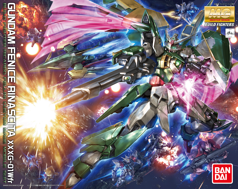 MG 1/100 XXXG-01Wfr ガンダムフェニーチェリナーシタ [Gundam Fenice Rinascita]