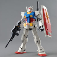 MG 1/100 RX-78-02 ガンダム(THE ORIGIN版) [Gundam The Origin] 公式画像1