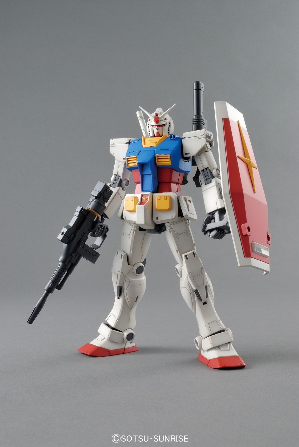 59736MG 1/100 RX-78-02 ガンダム(THE ORIGIN版) [Gundam The Origin]