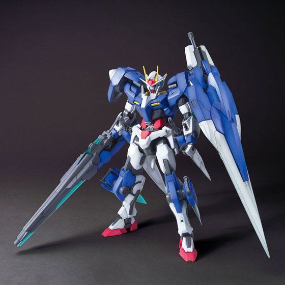 59652MG 1/100 GN-0000GNHW/7SG ダブルオーガンダム セブンソード/G [00 Gundam Seven Sword/G] 0171075