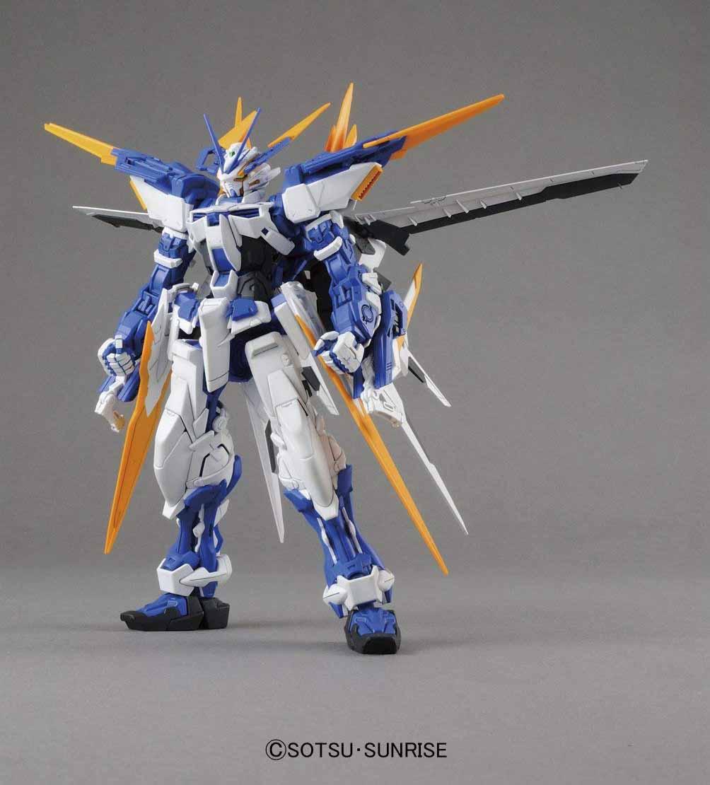 59724MG 1/100 MBF-P03D ガンダムアストレイ ブルーフレームD [Gundam Astray Blue Frame D] 0194359 4543112943590