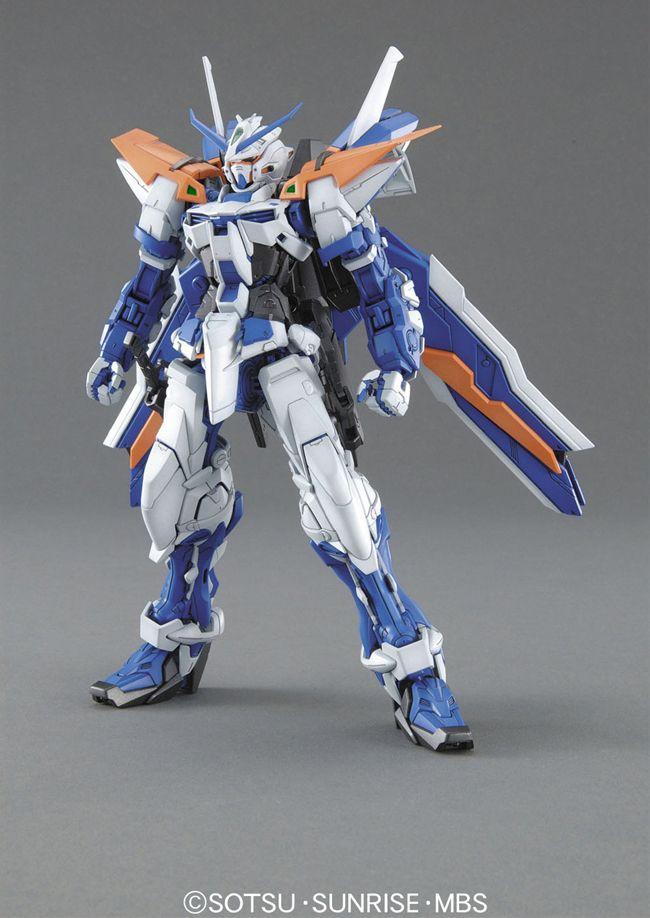 59599MG 1/100 MBF-P03R ガンダムアストレイブルーフレームセカンドリバイ [Gundam Astray Blue Frame 2nd Revise]