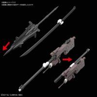 MG 1/100 ガンダムバルバトス 5058222 4573102582225 試作画像8