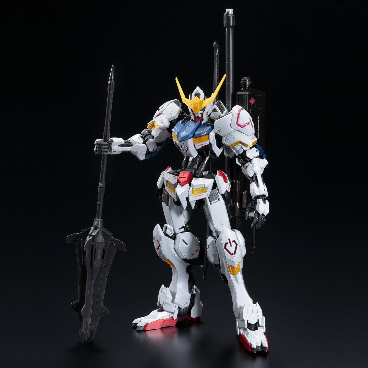 MG 1/100 ガンダムバルバトス[チタニウムフィニッシュ]