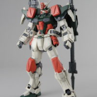 MG 1/100 GAT-X103 バスターガンダム [Buster Gundam] 公式画像1