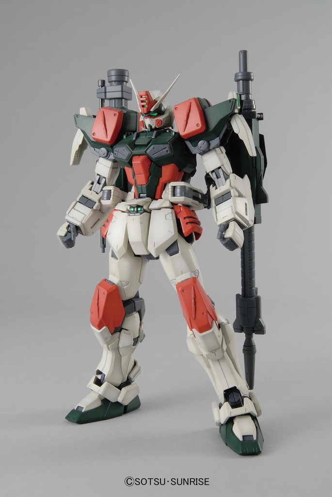 MG 1/100 GAT-X103 バスターガンダム [Buster Gundam] 0177908